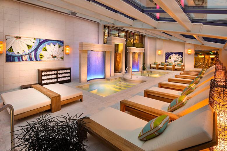 Atlantis Spa Room