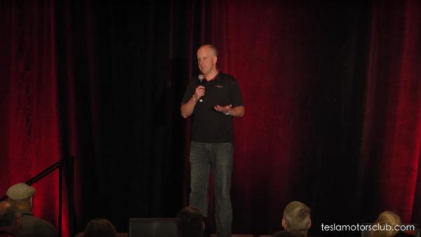 Keynote – Diarmuid O'Connell, Tesla Motors