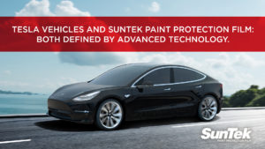 SunTek® Paint Protection Film