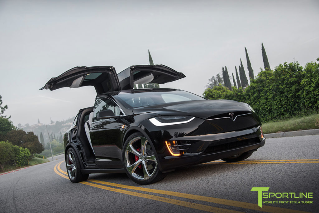 What Are The Best Tires >> T Sportline – World's First Tesla Tuner – Accessories for Model S, Model X & Model ☰ – TMC Directory