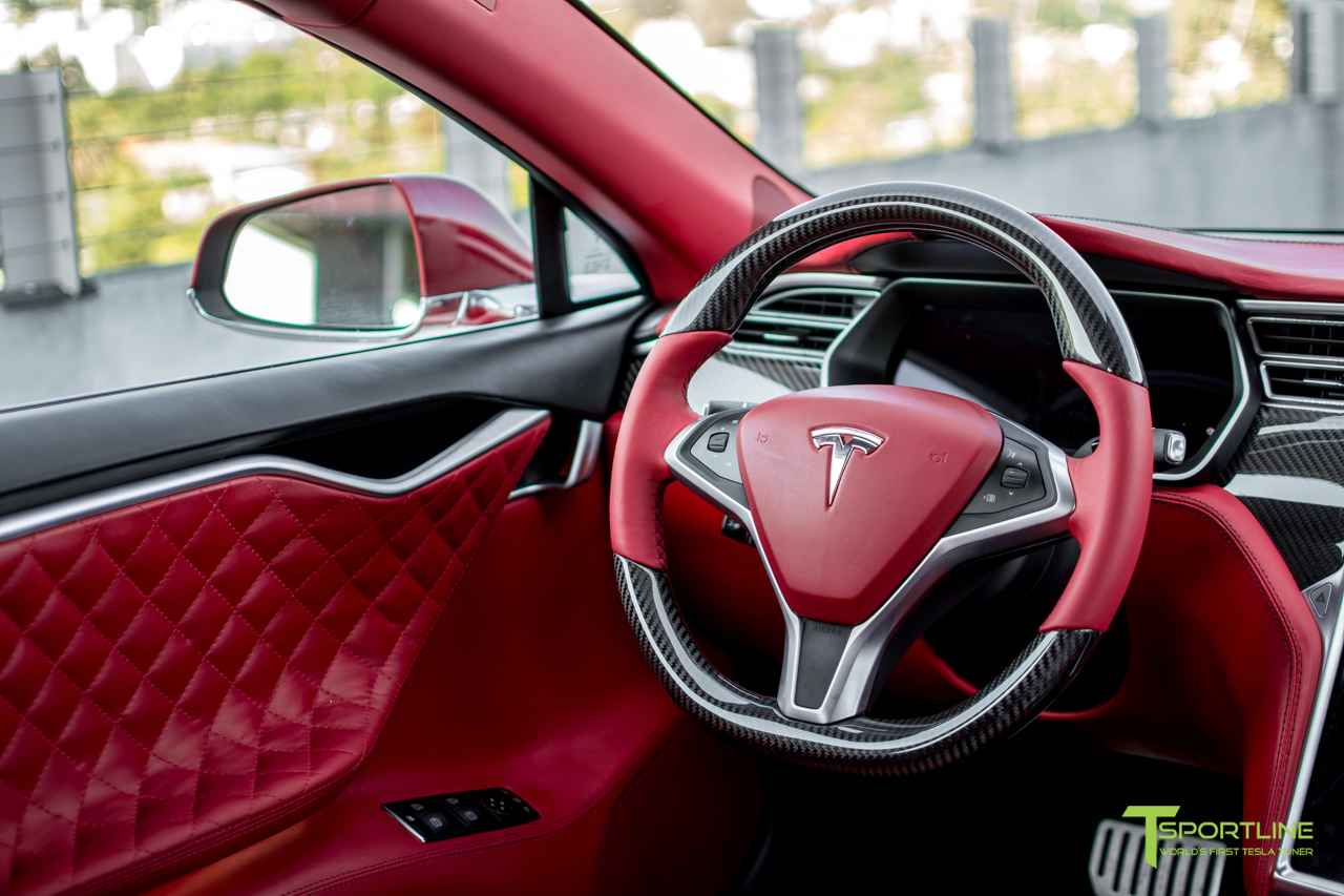 14 Red-tesla-model-s-p100d-bentley-red-custom-interior-carbon-fiber-dashboard-steering-wheel-1.jpg