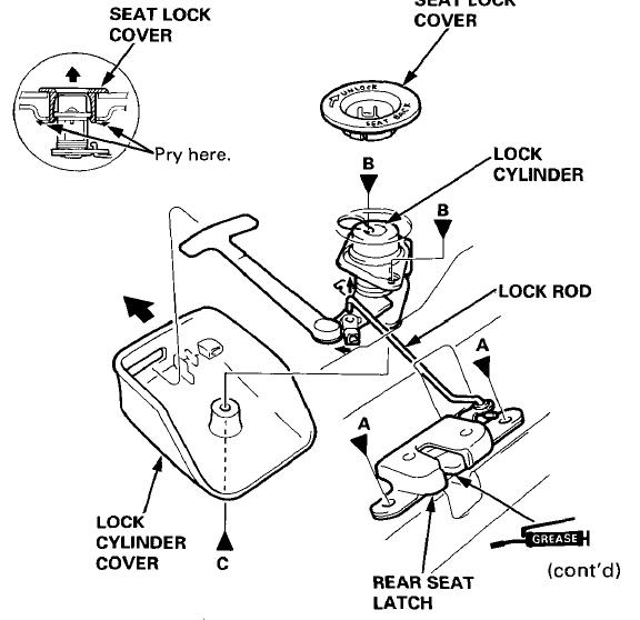 5th gen rear seat latch.JPG