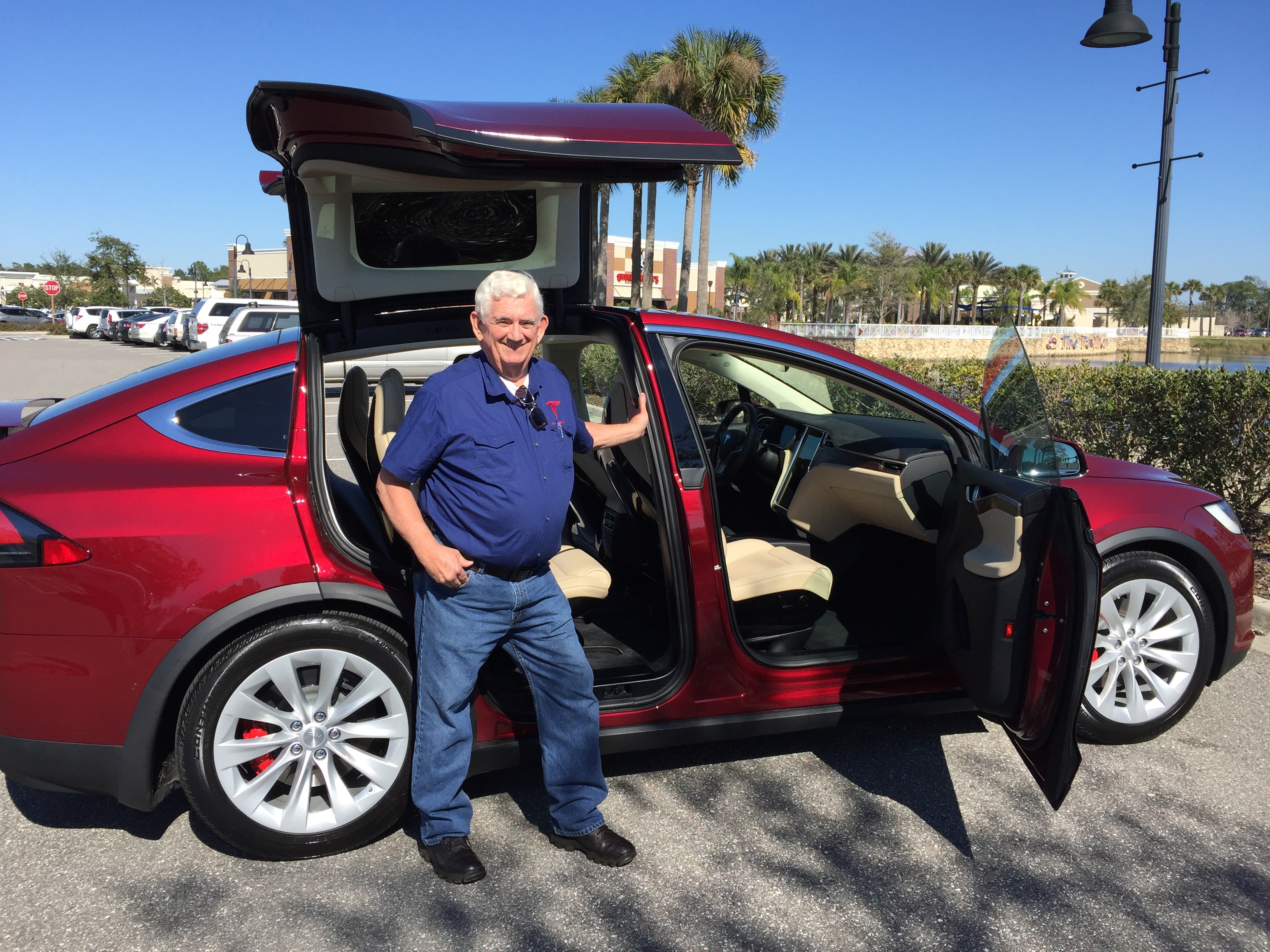 Arnie Raymond with Signature Model X.jpg