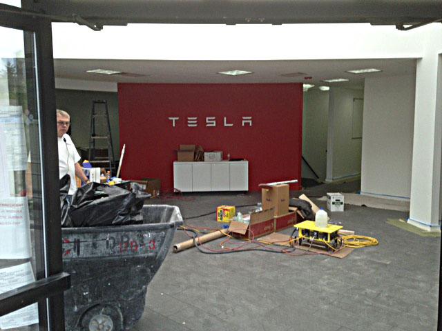 Bellevue Tesla Front Doors.jpg