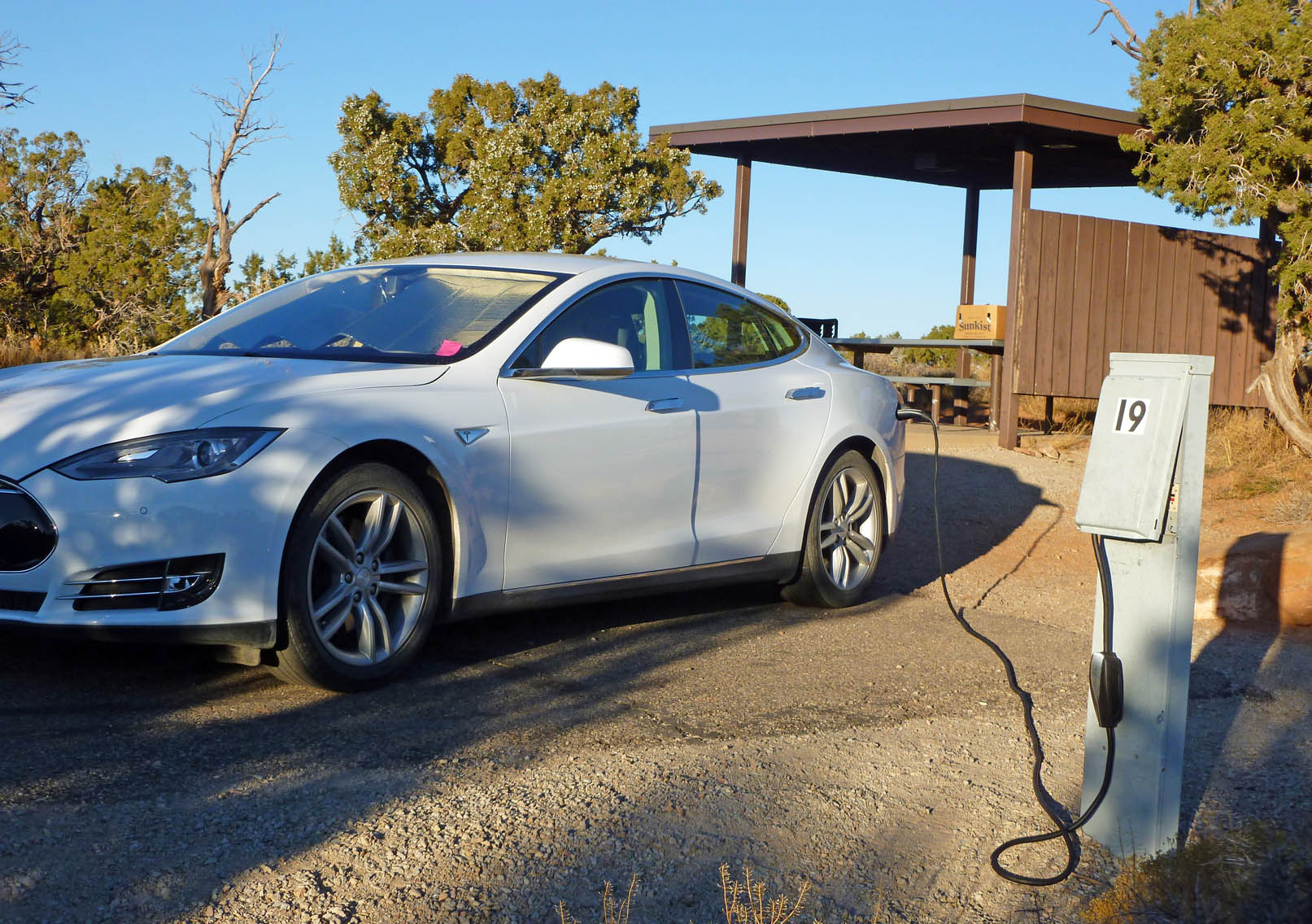 Charging at Dead Horse Point State Park1820edsf 11-13-16.jpg