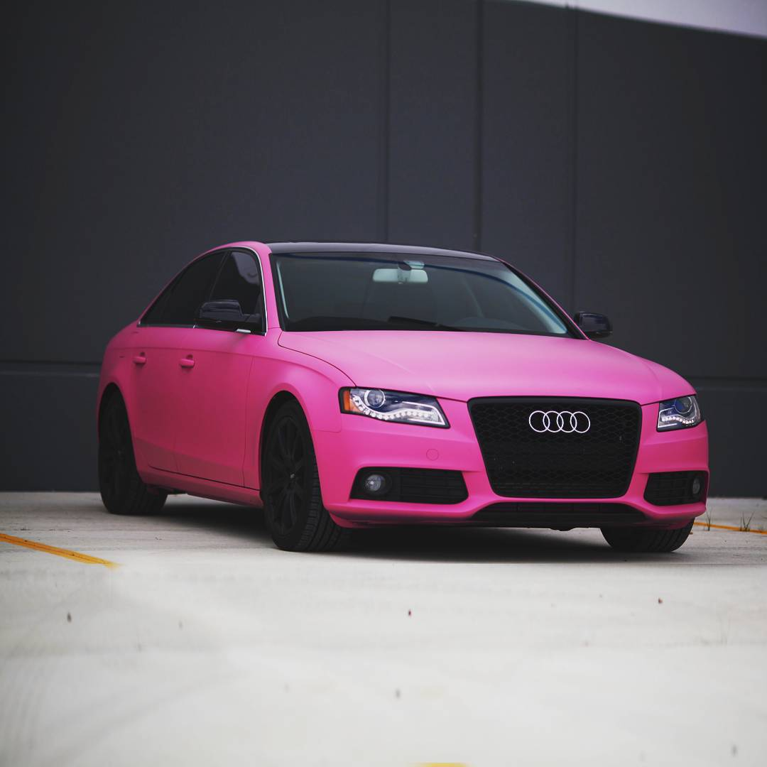 ChicagoDipped - Pink Audi.jpeg