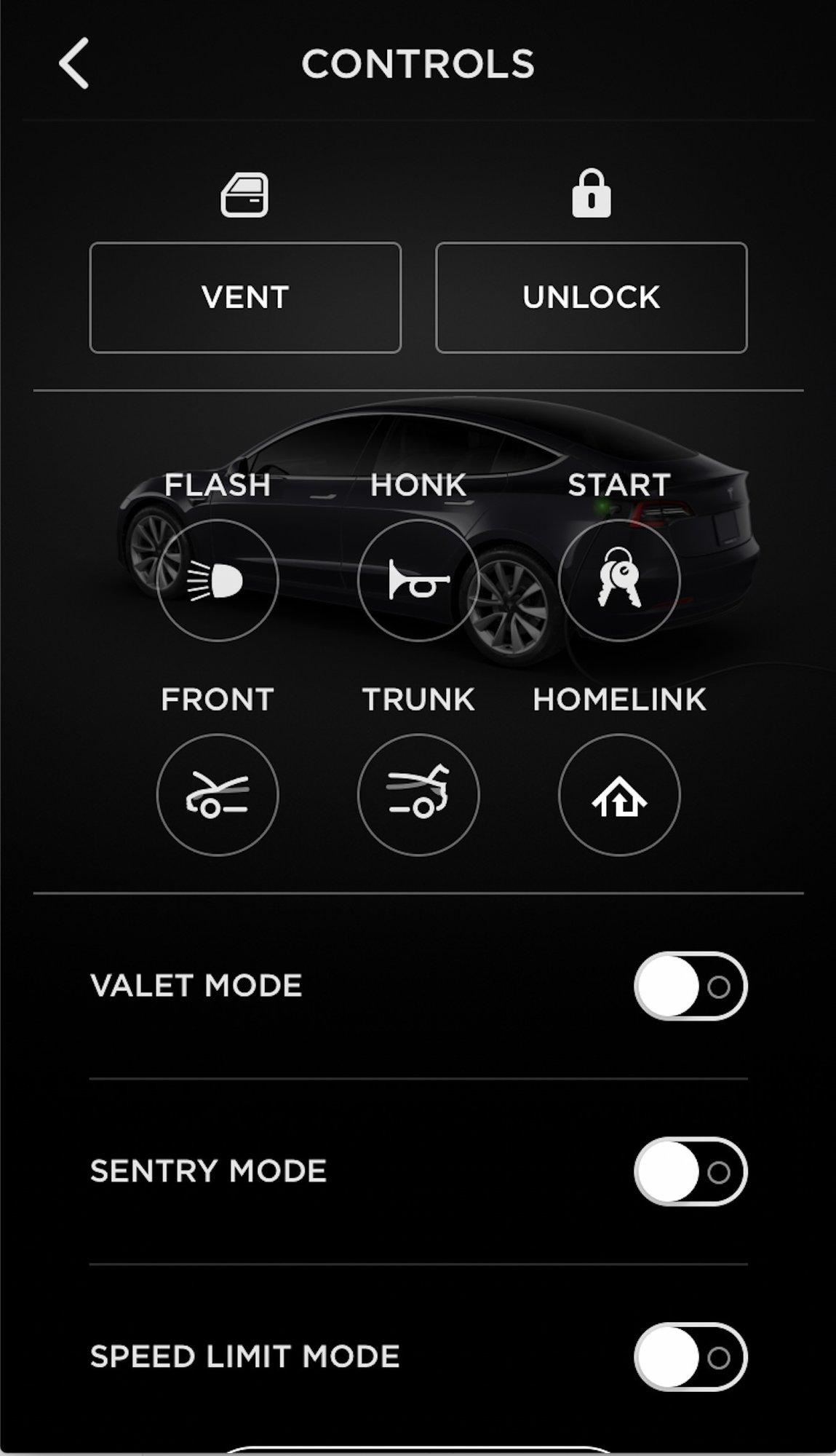 Homelink on Tesla App.jpg