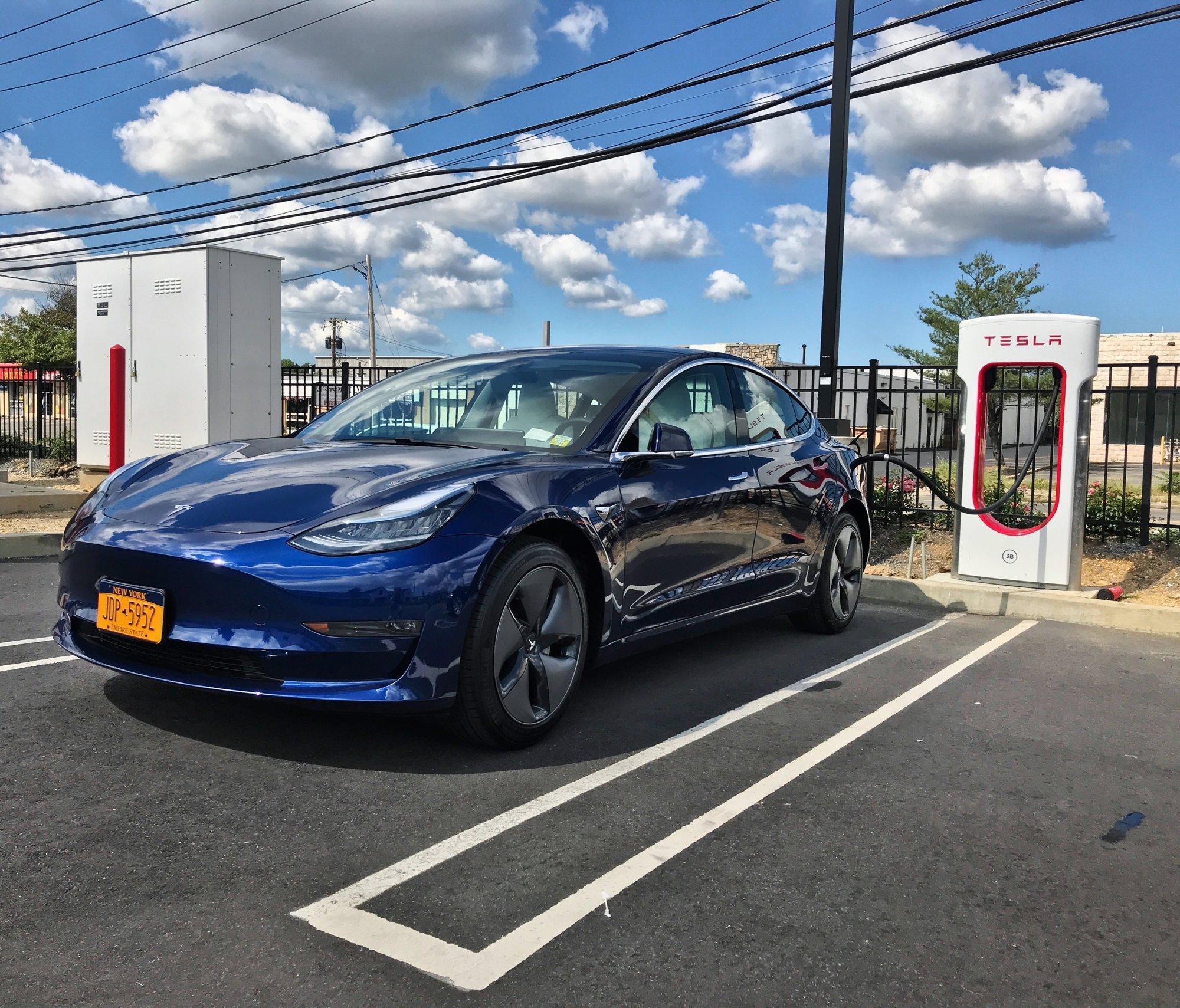 Supercharger: Plainview, NY (Long Island)   Page 5   Tesla
