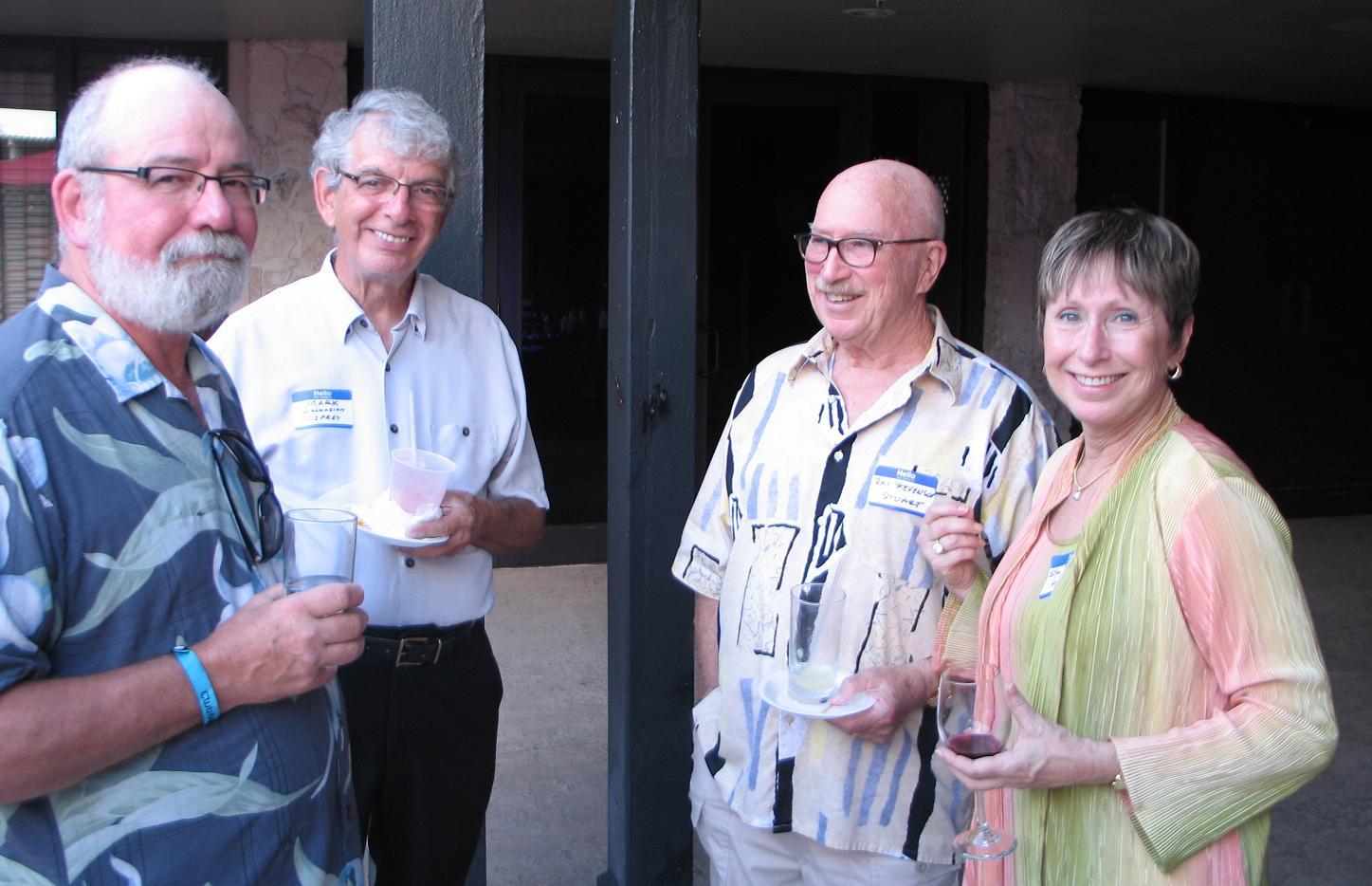 Jim, Mark, Ray and Ellyn.jpg