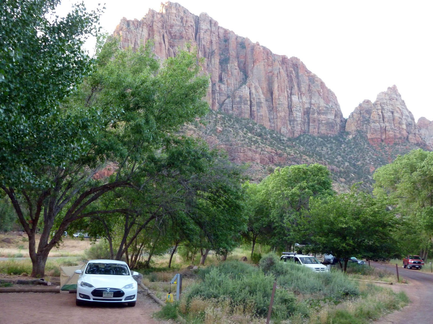 Model S at campsite Zion NP1683sf 6-10-16.jpg