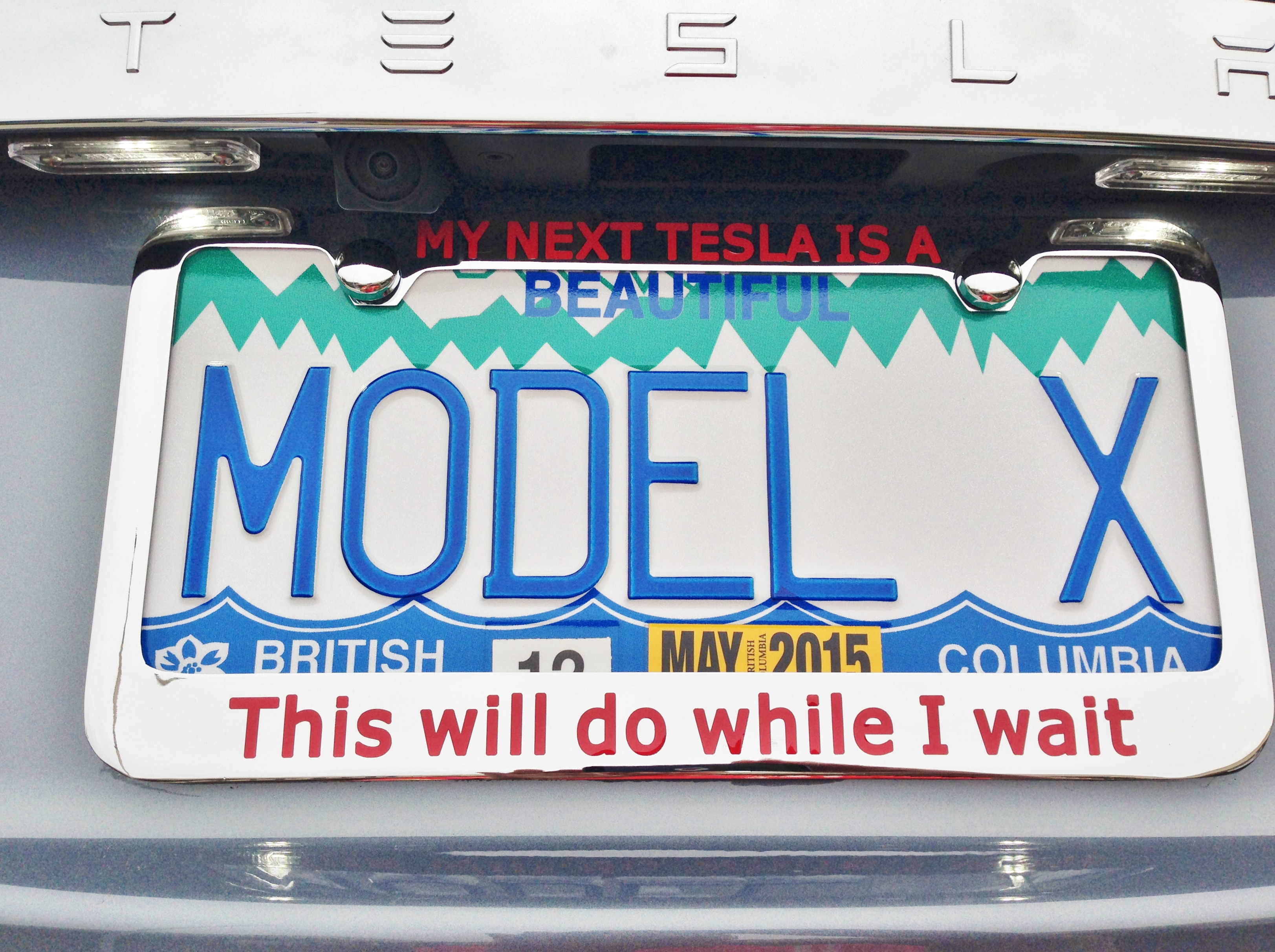 My next Tesla is a Model X. This will do while I wait.jpg