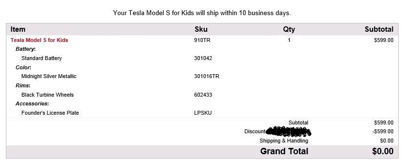Radio Flyer Tesla Order.jpg