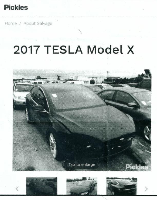 Salvaged Model X.JPG