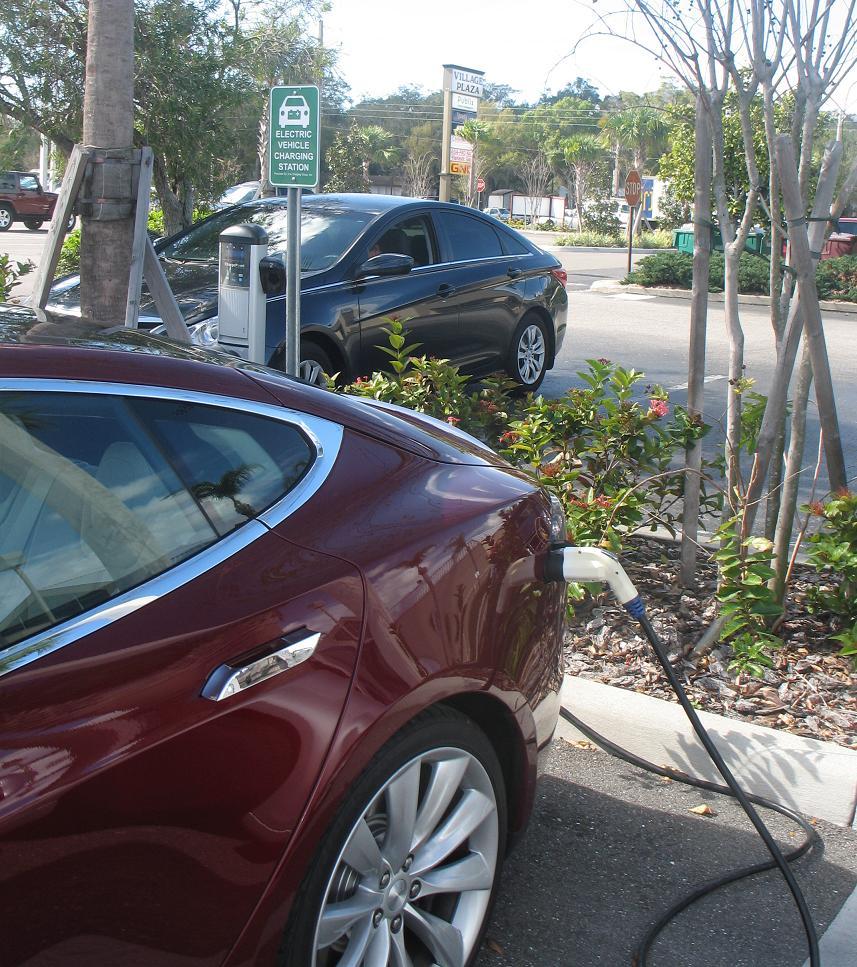 Sarasota Village Publix charger.jpg