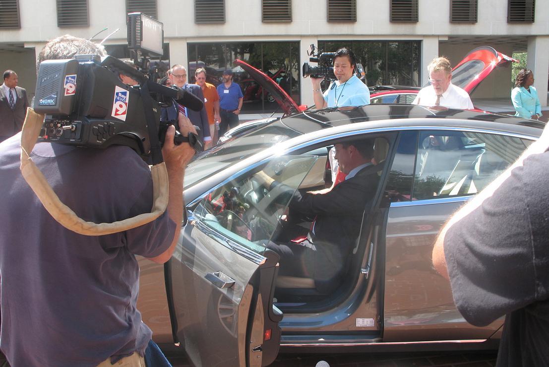 Senator Brandes test drive.jpg