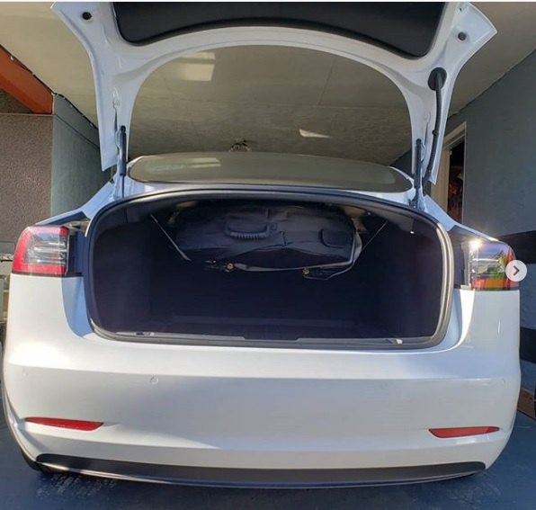 Best Tesla Model 3 Spare Tire Option Overall: Modern Spare