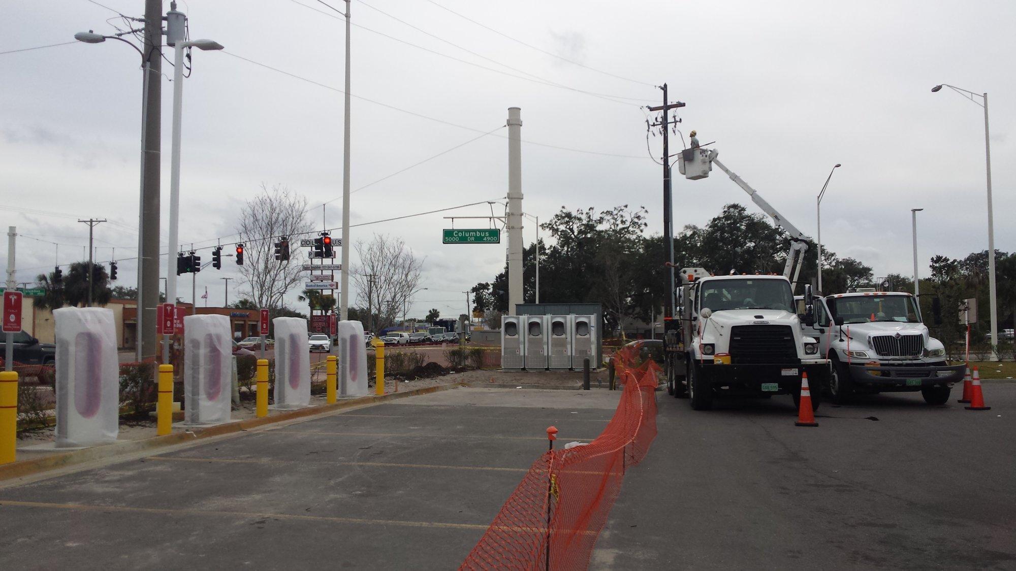 Tampa WAWA Superchargers construction 1.jpg