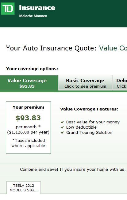 TELSA Insurance Quote.JPG