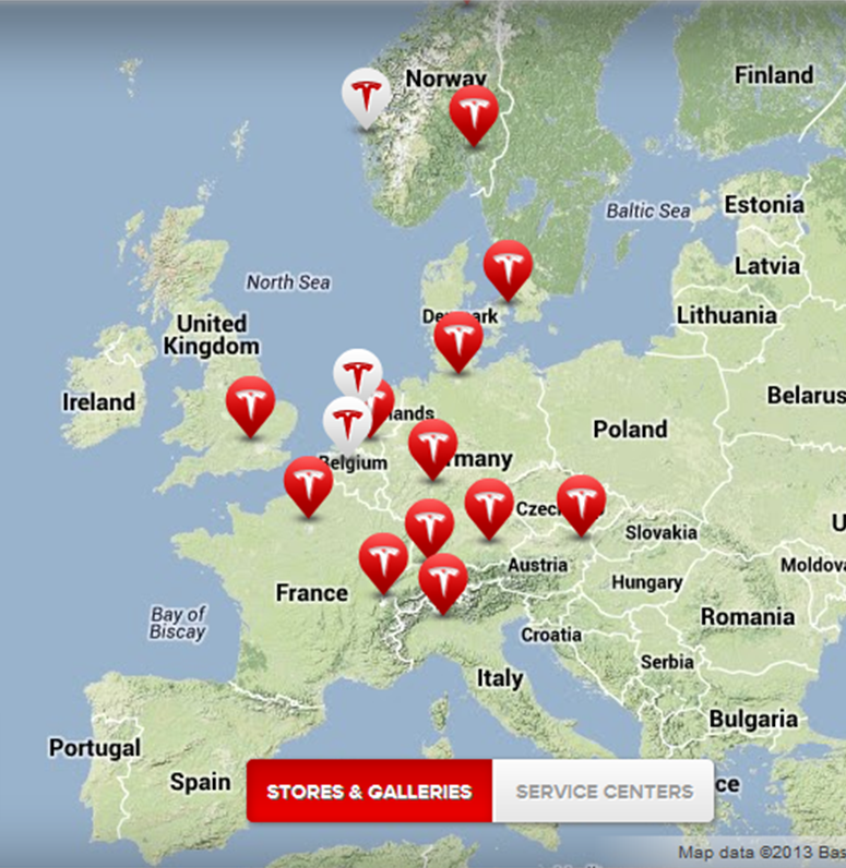 Tesla EU Sales & Service Map 2013.png