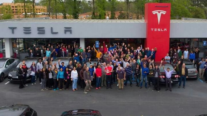 tesla model 3 reservation day.jpg