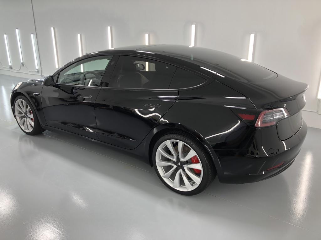 Tesla Model 3 Solid Black after Paint Corretion .jpg