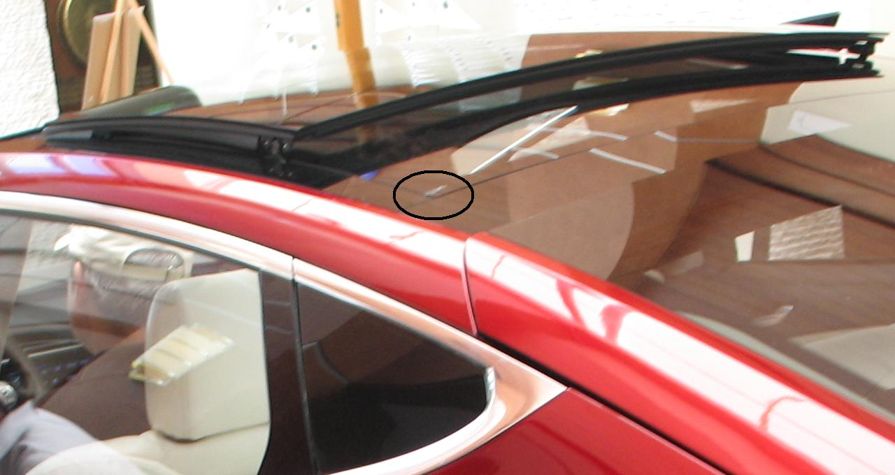 Tesla Model S at the Sarasota Yacht Club damage.jpg