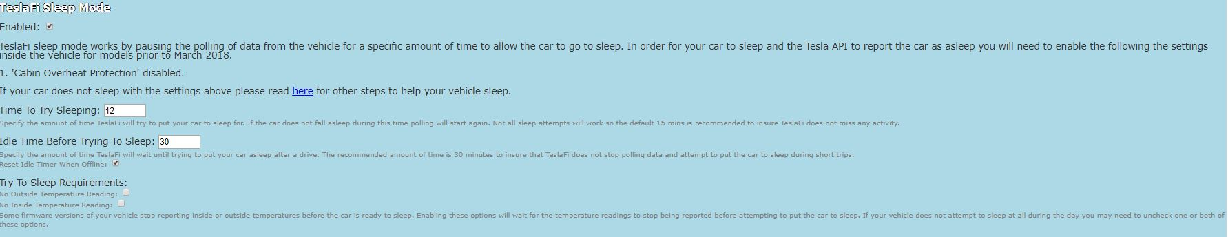 TeslaFiSleepSettings.JPG