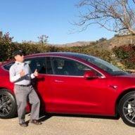 P3 Test Drive Mini-Review (Comparison with 3LR) | Tesla