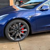 Velgen Poedercoatenspuiten Tesla Motors Club