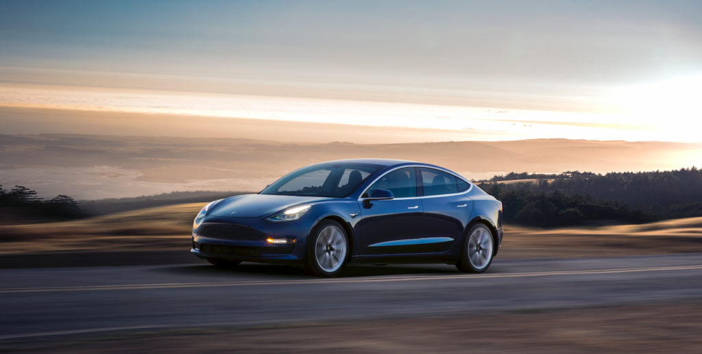 Check Out the Model 3\'s Full Specs and Options