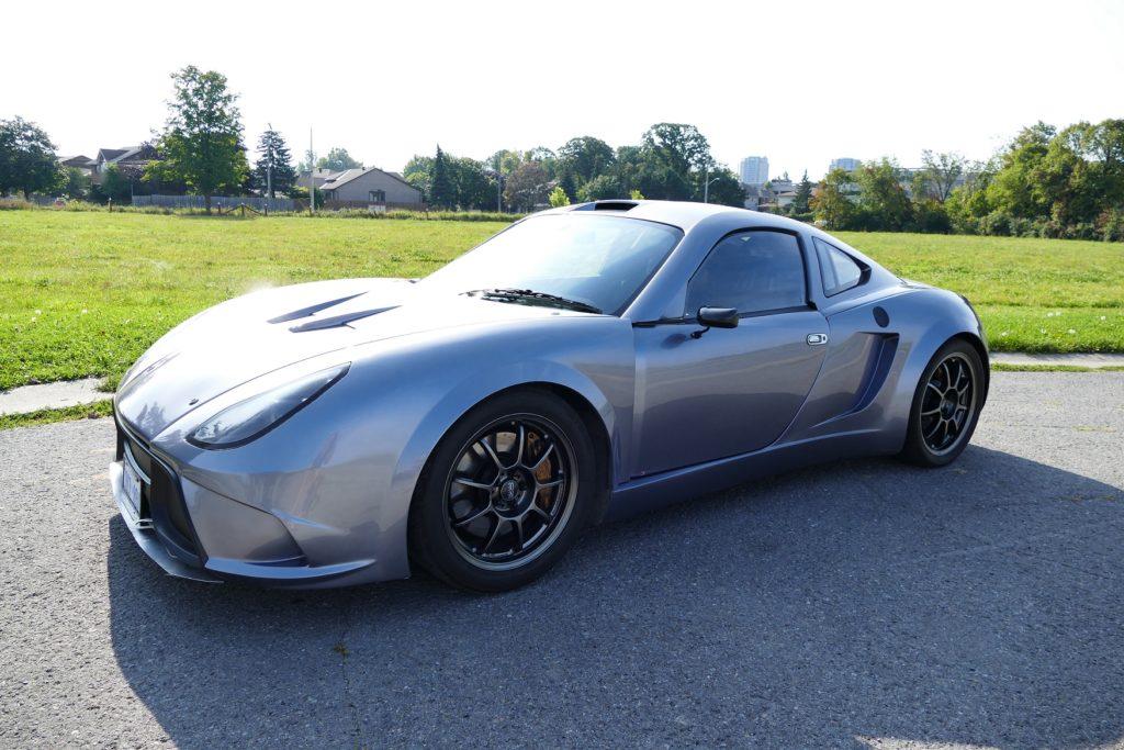 Tesla Powered Kit Car Runs 9 Second Quarter Mile Tesla Motors Club