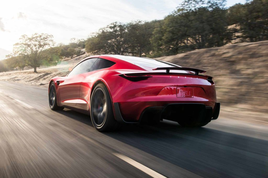 Tesla Releases Promo Video For New Roadster