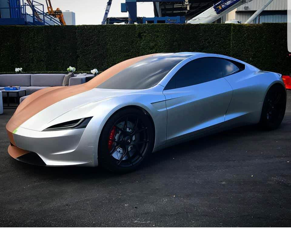 Photos Show Tesla Roadster During Design Process - Tesla Motors Club