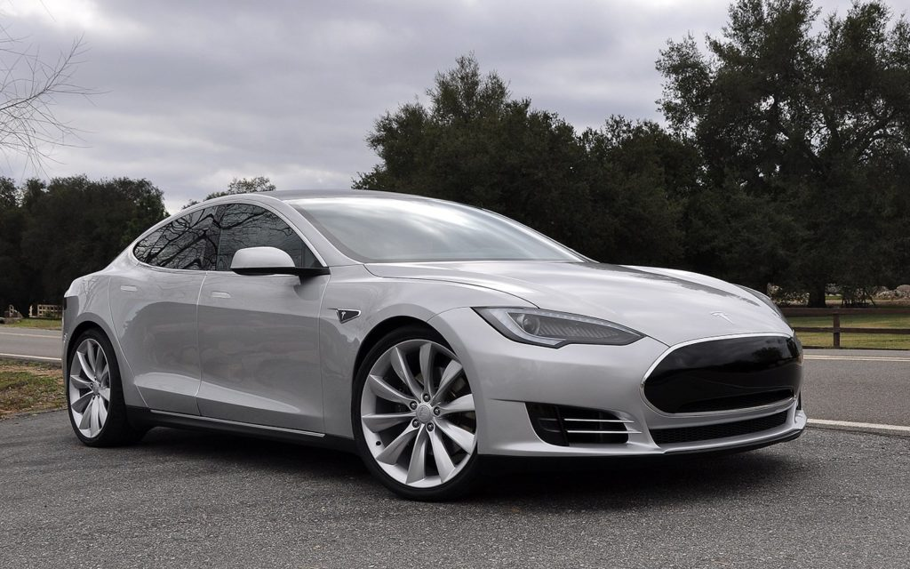 Remembering Tesla S Original Budget Car The Model 40 Kwh Motors Club