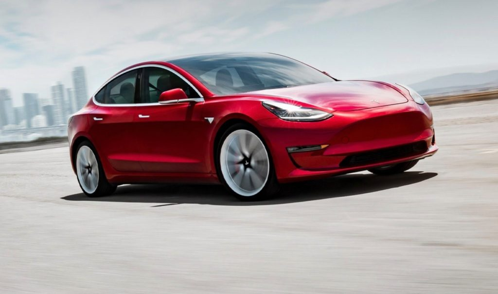 Pricing Tesla Model 3 Gets A Price Increase