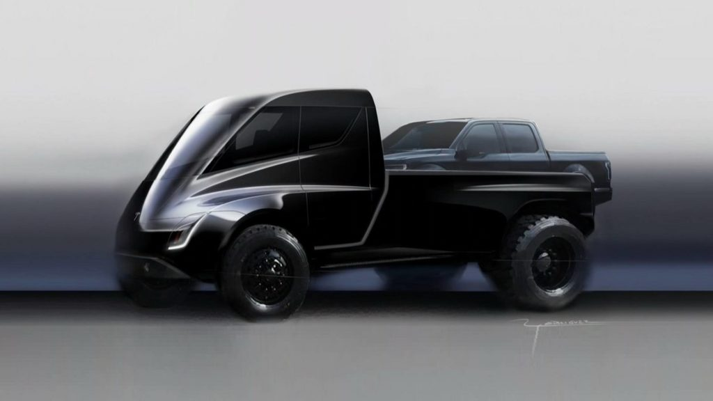 Electric Pickup Roundup Musk Says Tesla Truck Not Like Anything Else