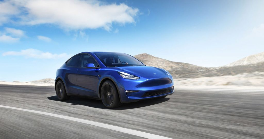 Spring 2020 Start.Model Y Production Expected To Start In Spring 2020 Tesla