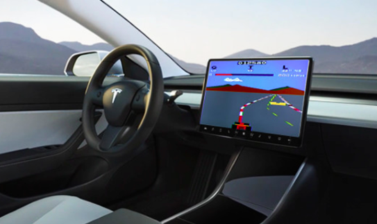 Tesla Adding Unity, Unreal Engines to Boost In-Car Gaming Options