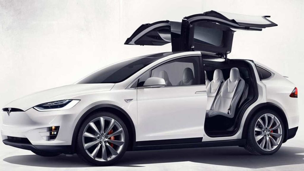Tesla recalls 15,000 Model X SUVs for power steering issue