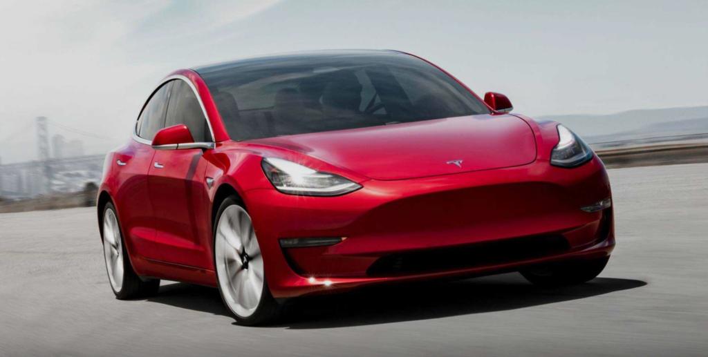 Tesla Model 3 Long Range Test Proves 350-Mile Range Is ...