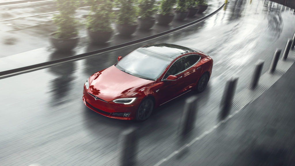 Tesla Cars to Sound Pedestrian Warning With 'Snake Jazz ...
